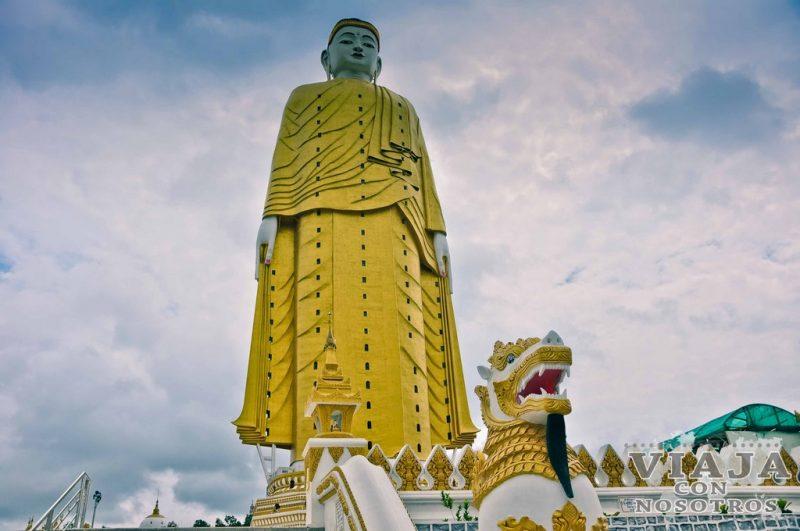 Pagoda de Aung Sakkya de Monywa